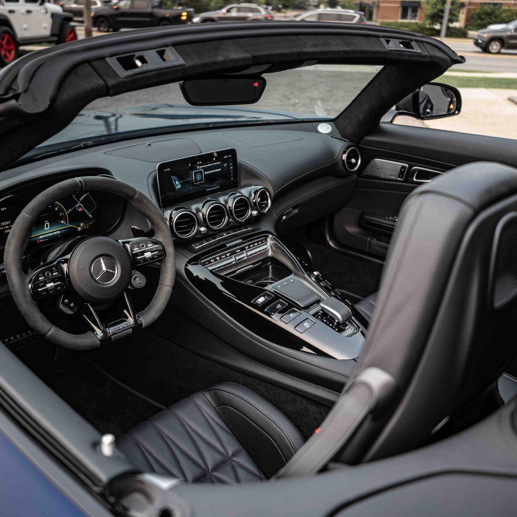 2020 AMG GTR Roadster